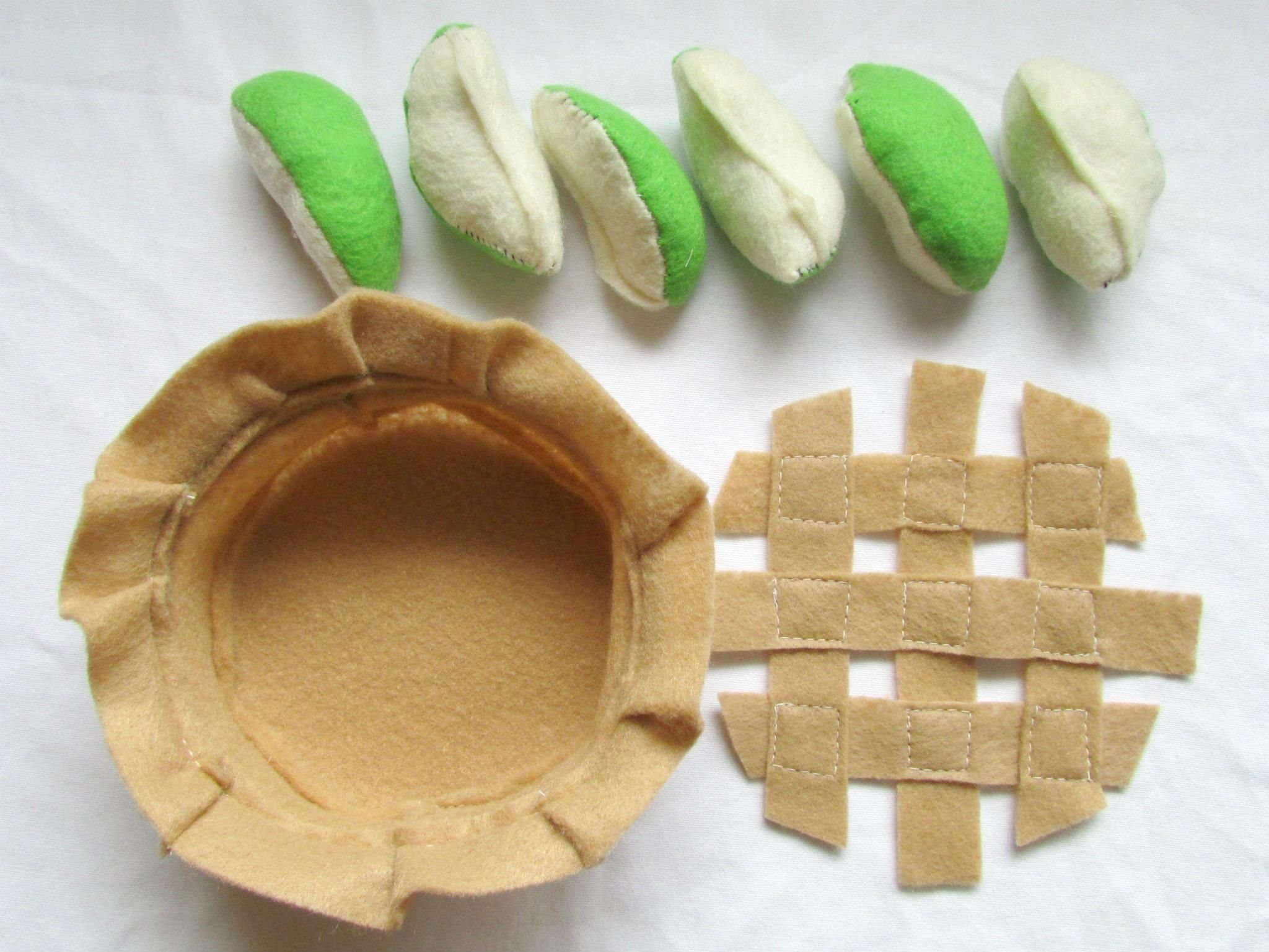 Best 25 Felt play food ideas on Pinterest