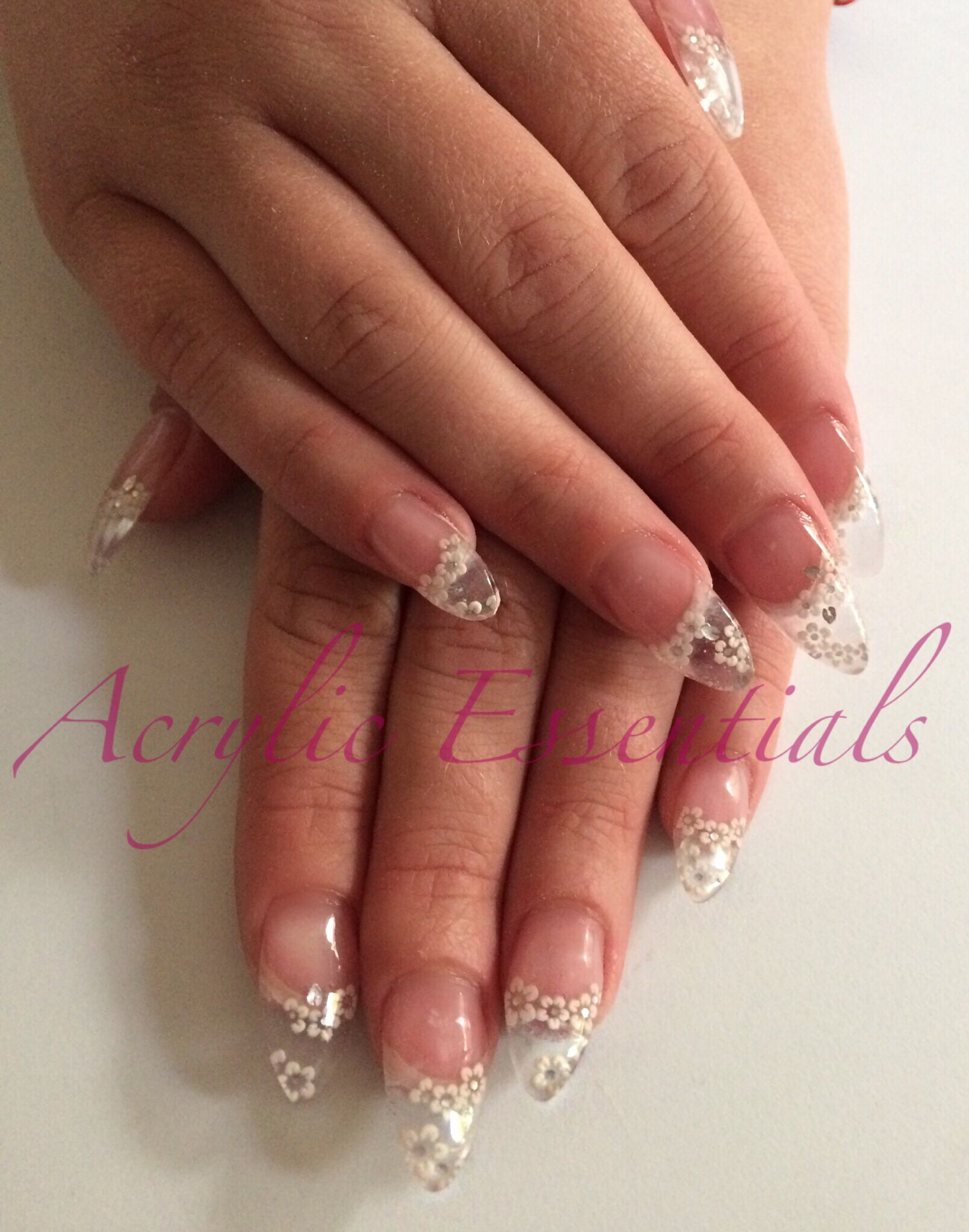 MOBILE NAILS******** *Acrylic nails ! Full set from £20, Choose from ...