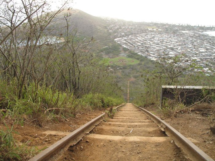 3. Koko Head Stairs