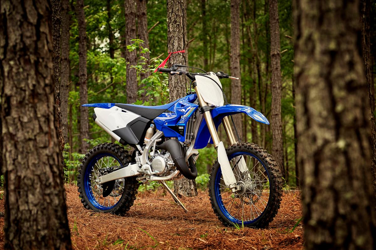 2020 Yamaha Yz125x Cross Country Motorcycle Model Home