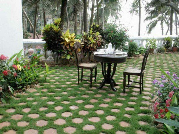 40 id es d coration jardin ext rieur originales pour vous faire r ver jardins decoration. Black Bedroom Furniture Sets. Home Design Ideas