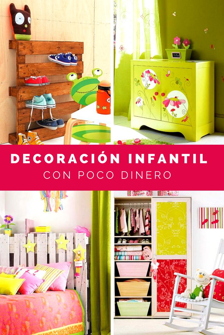 Ideas Economicas Para Habitaciones Infantiles Dormitorios Infantiles Decorar Habitacion Infantil Habitaciones Infantiles Decorar Habitacion Ninos