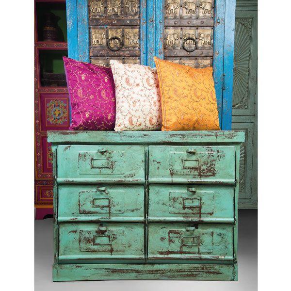 gabinete con cajones by sarria home estilo turco mueble vintage encuentra dnde