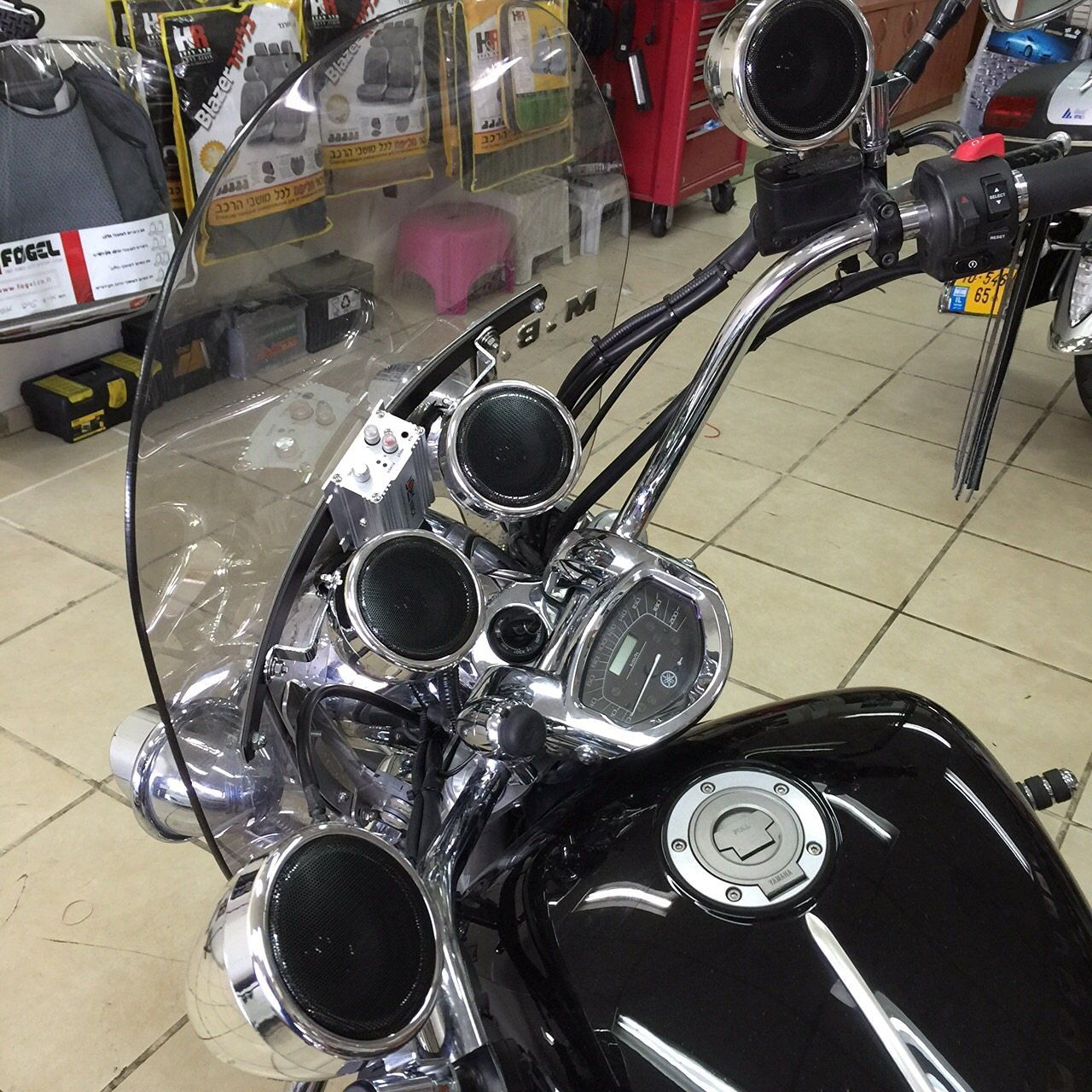 Update 2017 The best motorcycle speakers for most riders