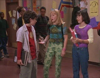 25 Lizzie McGuire & Miranda Outfits That Are Cute Again In 2017 #lizziemcguire