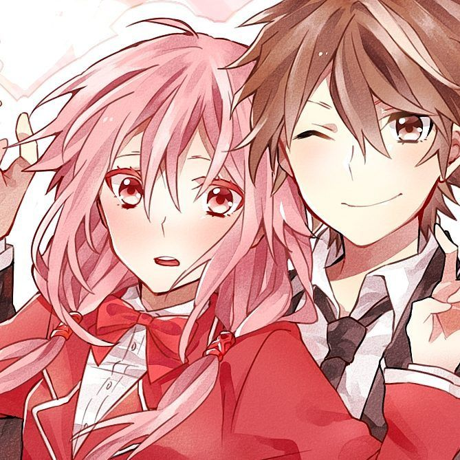 "ANIME FAN ART di Instagram ""Shu x Inori Guilty Crown"