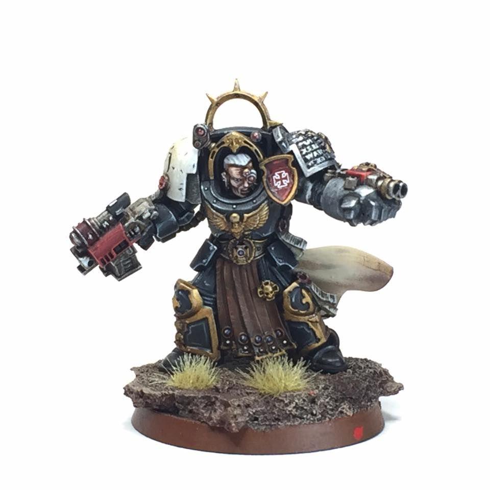 Deathwatch Conversion