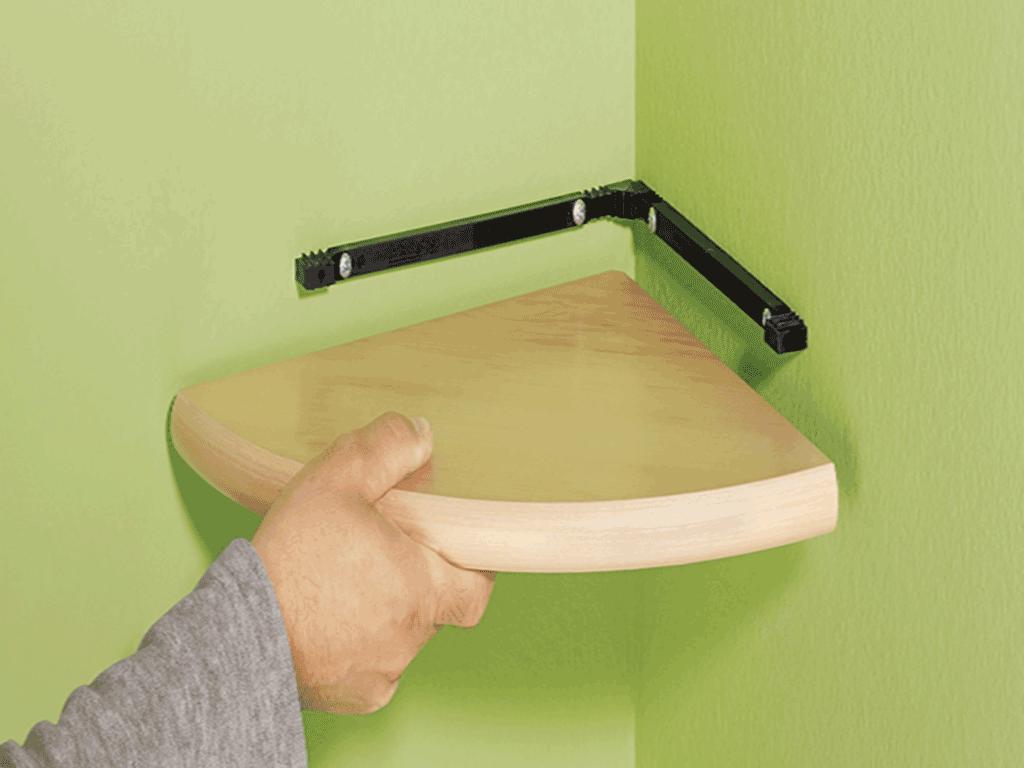 corner wall shelf designs tags corner shelf ideas for. Black Bedroom Furniture Sets. Home Design Ideas
