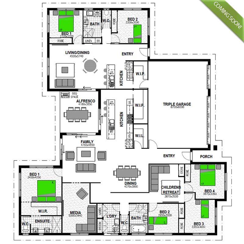 highgrove 257 single storey home