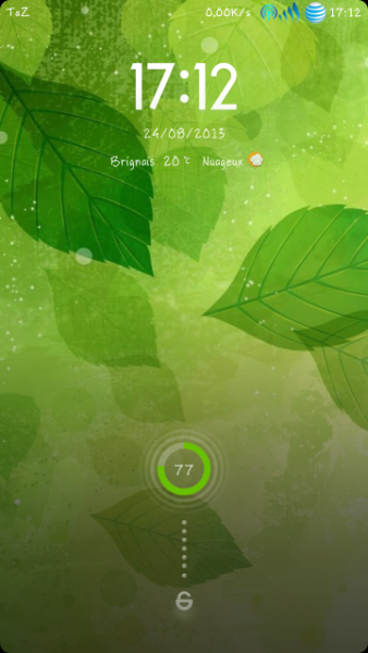 30+ Best & Beautiful Free Themes Miui V5 for Android | Lodep | Plant