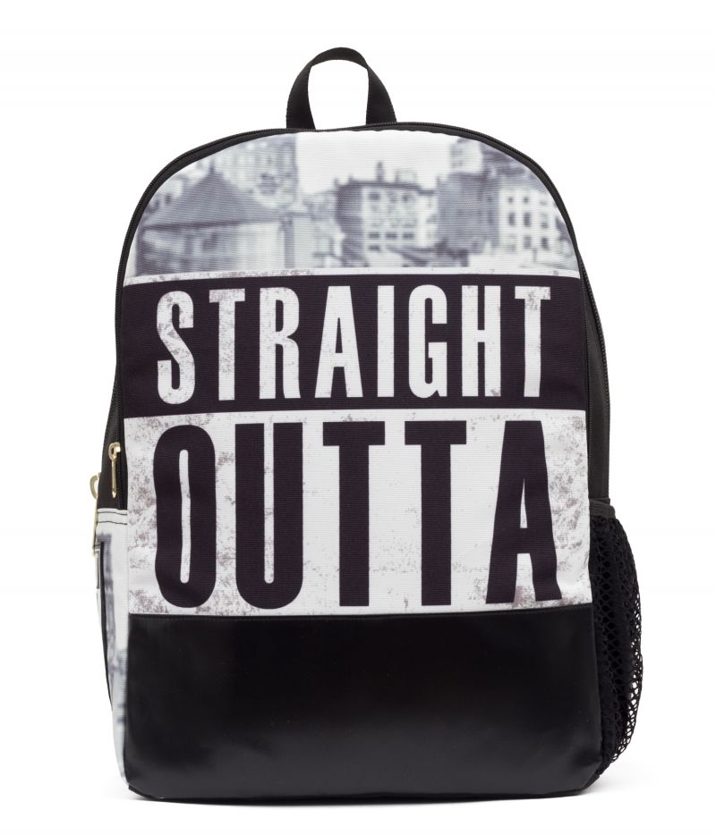 Mojo Backpack - Straight Outta