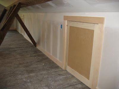 The Joy Of Painting Attic Storage Attic Apartment
