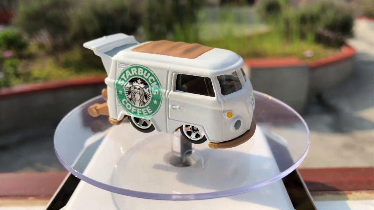 Y Hot Kool Alhershop Custom Tampos Wheels Starbucks Volkswagen Kombi dtrsQohCxB