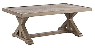 Beachcroft Coffee Table In 2020 Durable Table Coffee Table