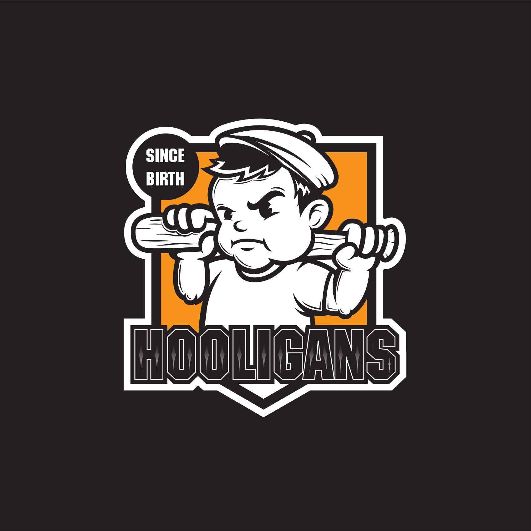 Hooligans Logo Designs Cartoon Logo Football Tattoo Cartoon Design