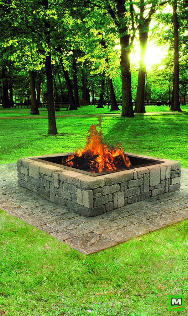 Diy Outdoor Furniture Seating Fire Pits