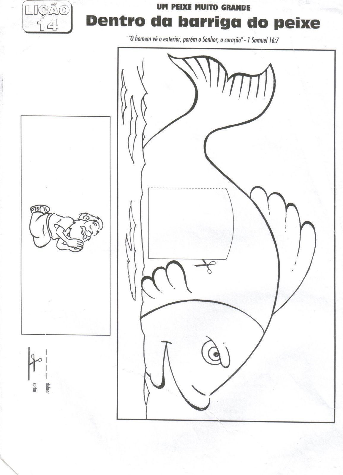 Hermosa Jonah Hoja Para Colorear Patrón - Dibujos Para Colorear En ...