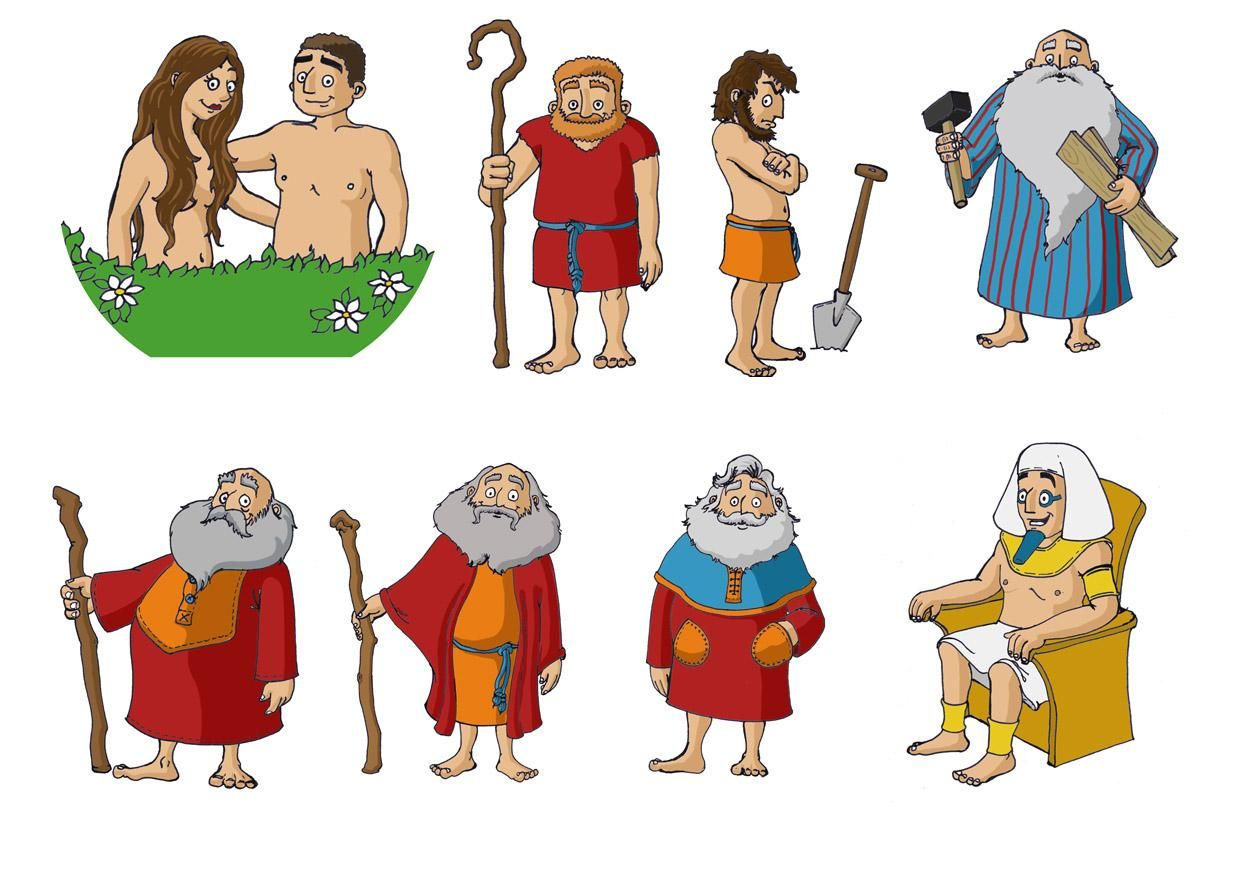 Cartoon Characters Kahoot : Check out this kahoot called biblical characters old