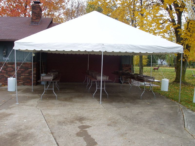 United Party Rental Canopy Outdoor Outdoor Canopy Tent