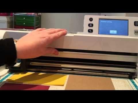 Pin On Scan N Cut Brother Cutting Machine