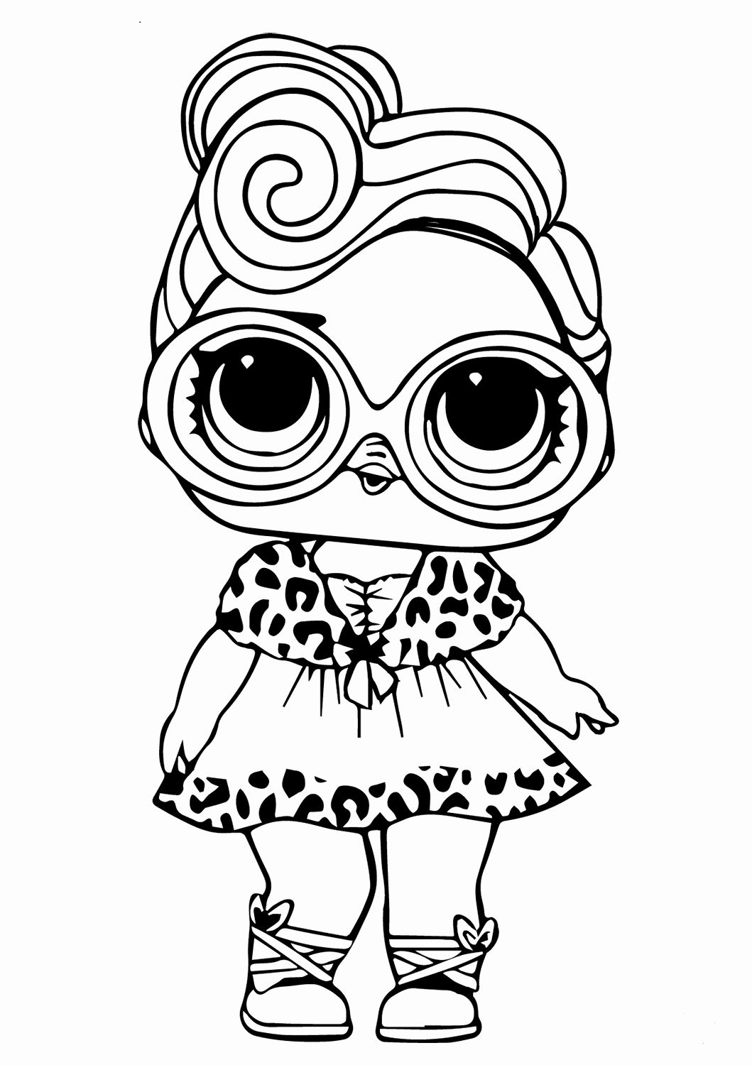 Lol Coloring Pages Free Lovely 40 Free Printable Lol Surprise Dolls Coloring Pages Free Printable Coloring Pages Coloring Pages Coloring Pictures