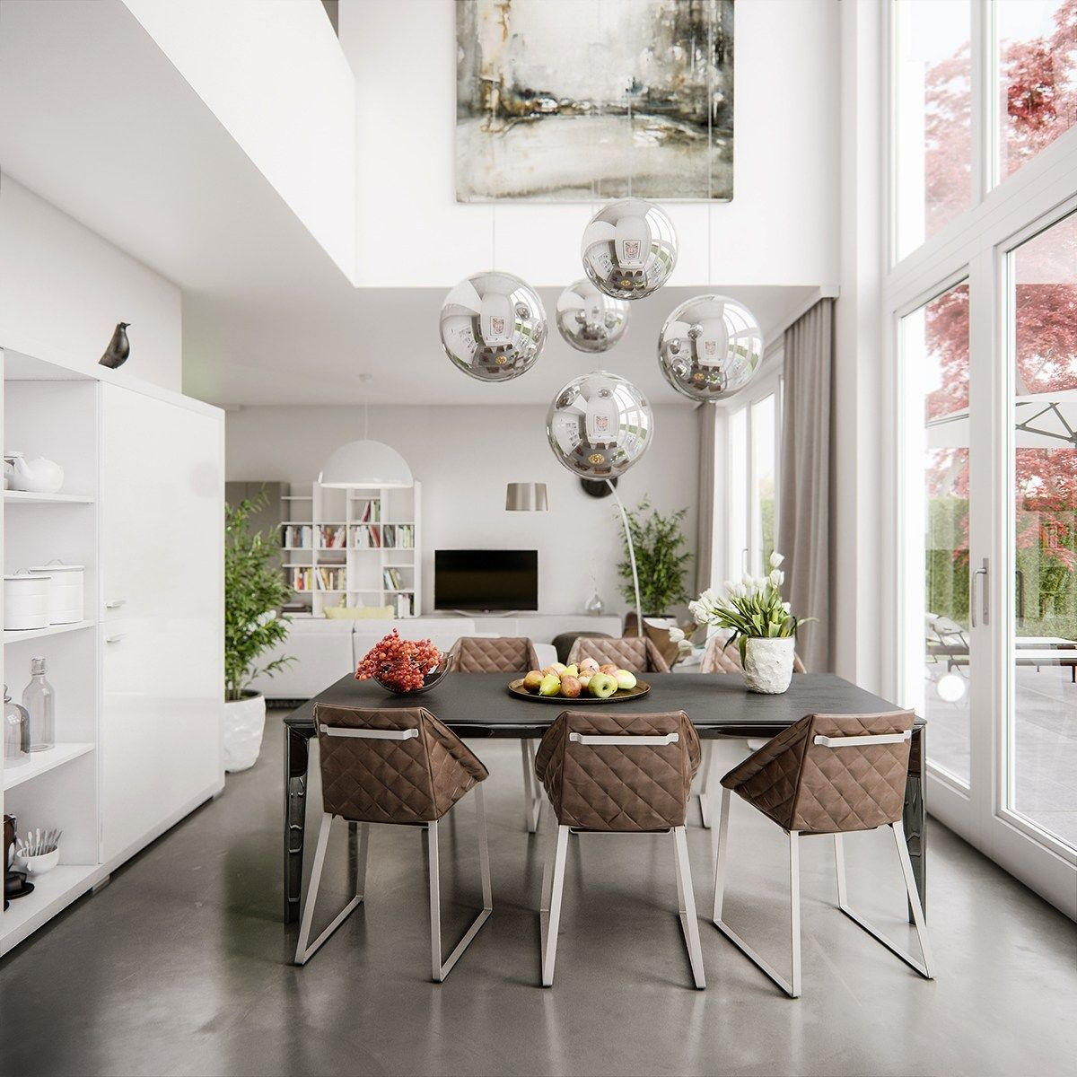 Do You Know How To Decorate Your Dining Room Like An Expert Mesmerizing Dining And Living Room Sets Inspiration Design