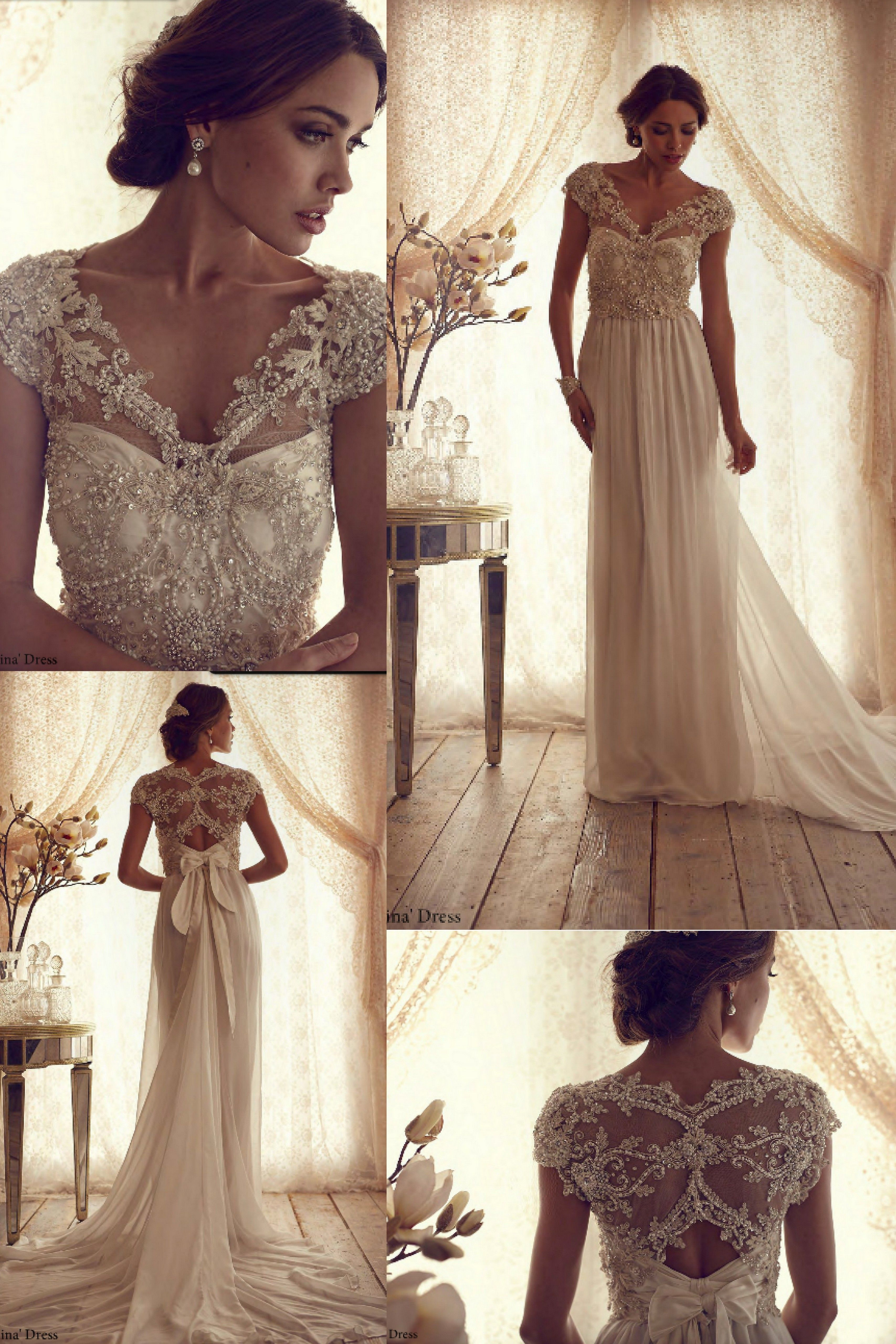This Is My Wedding Dress I Came To Tears When I Laid My Eyes On This I Am Definitely Getting This Anna Wedding Dresses Dream Wedding Dresses Carolina Dress