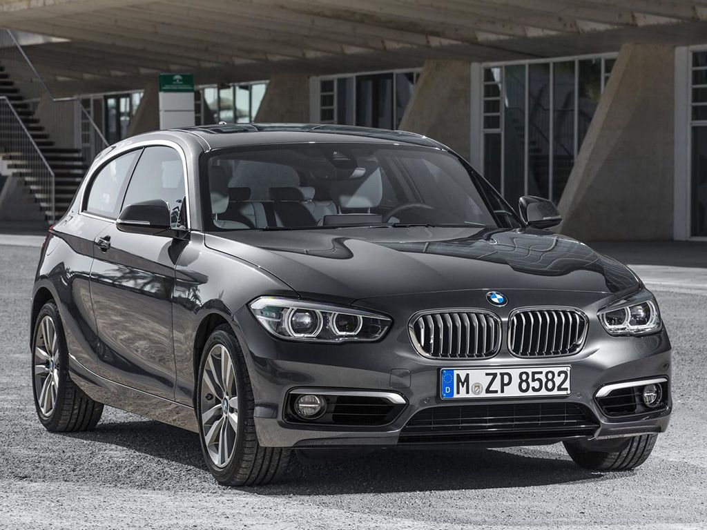 2015 Bmw 1 Series Facelift Officially Revealed Drive Arabia