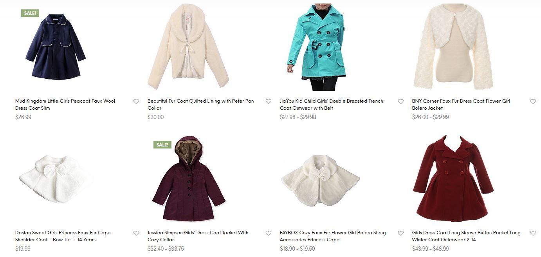 Girl dress coats mazqoty pinterest