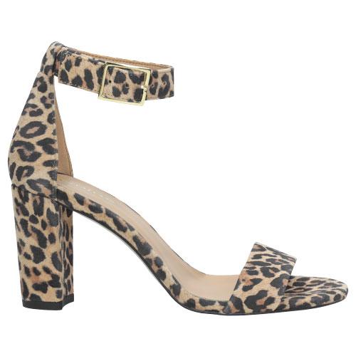 Sandaly Damskie 8832 63 Shoes Heeled Mules Heels