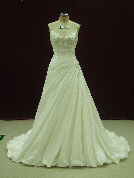 Homemade Wedding Dress Plus Size