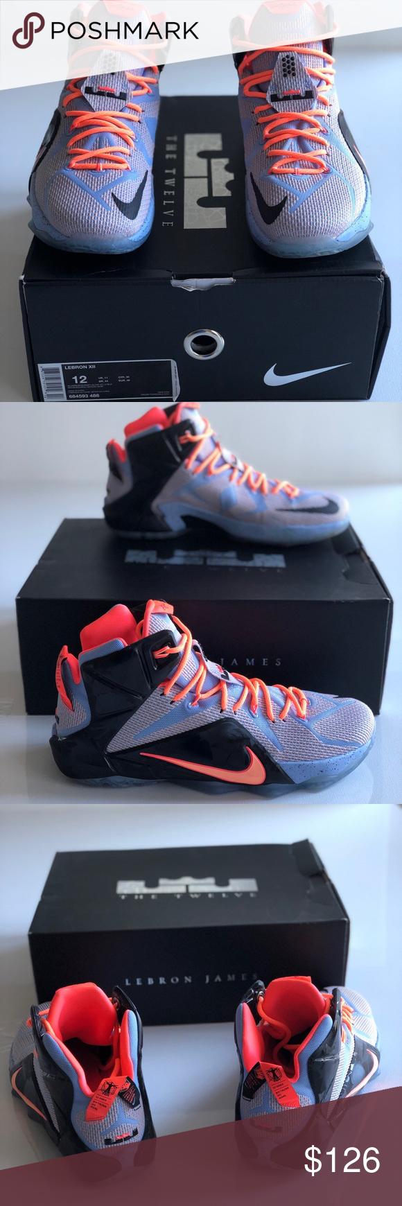 Nike Lebron XII 12 Easter Limited