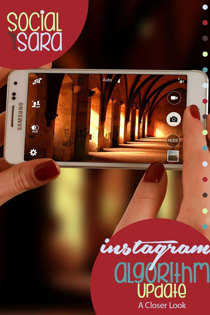 A closer look at the instagram update best smartphone