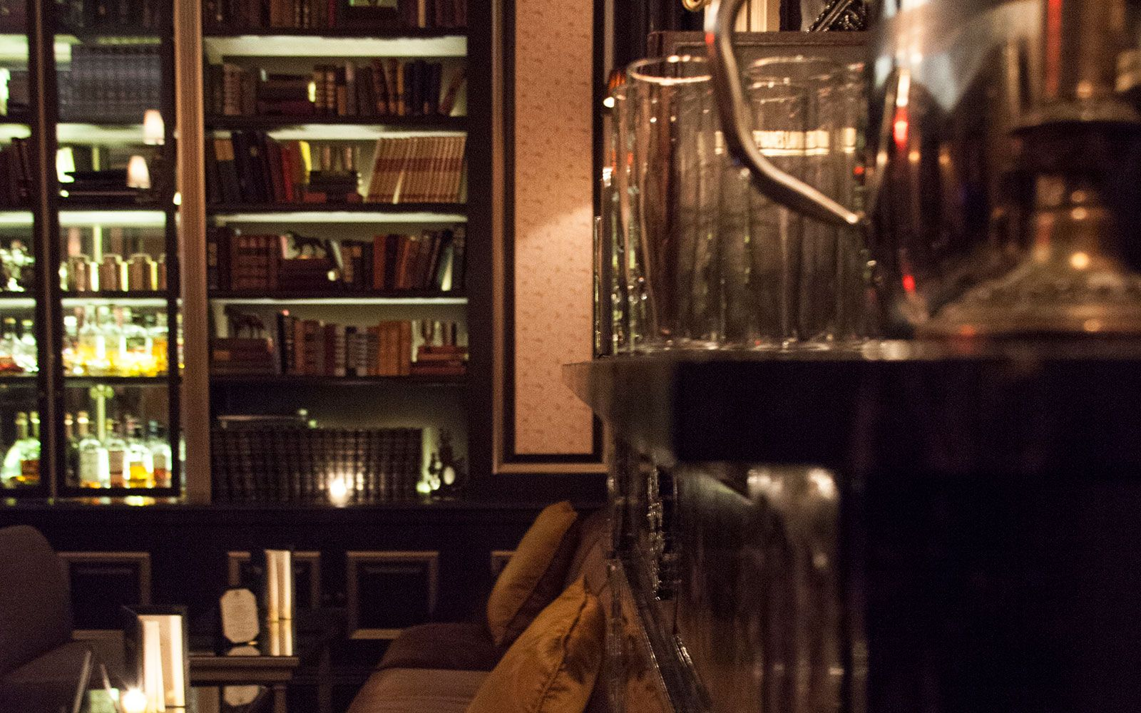 Secret Bars NYC: Raines Law Room at the William | Sybaritism | Pinterest