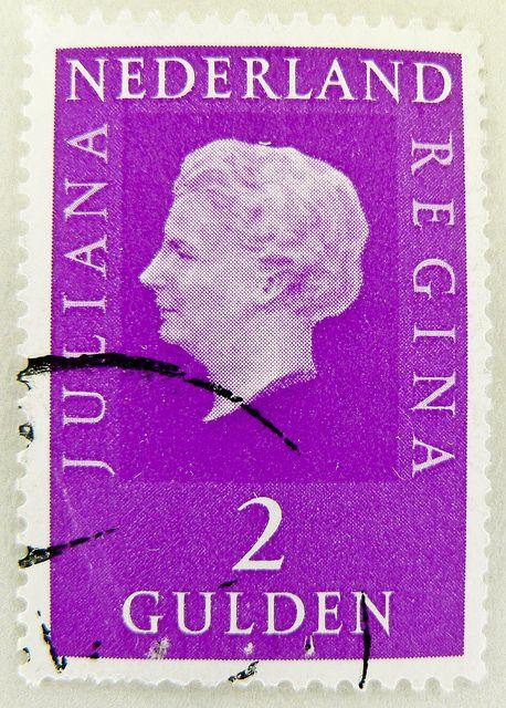 Juliana Queen Of Netherland Stamp 200 G Nederland Postzegel Zegels