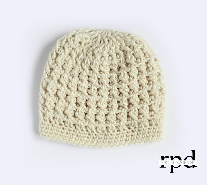 Crochet Beanie Pattern - Dreaming of Winter Beanie Pattern | Gorros