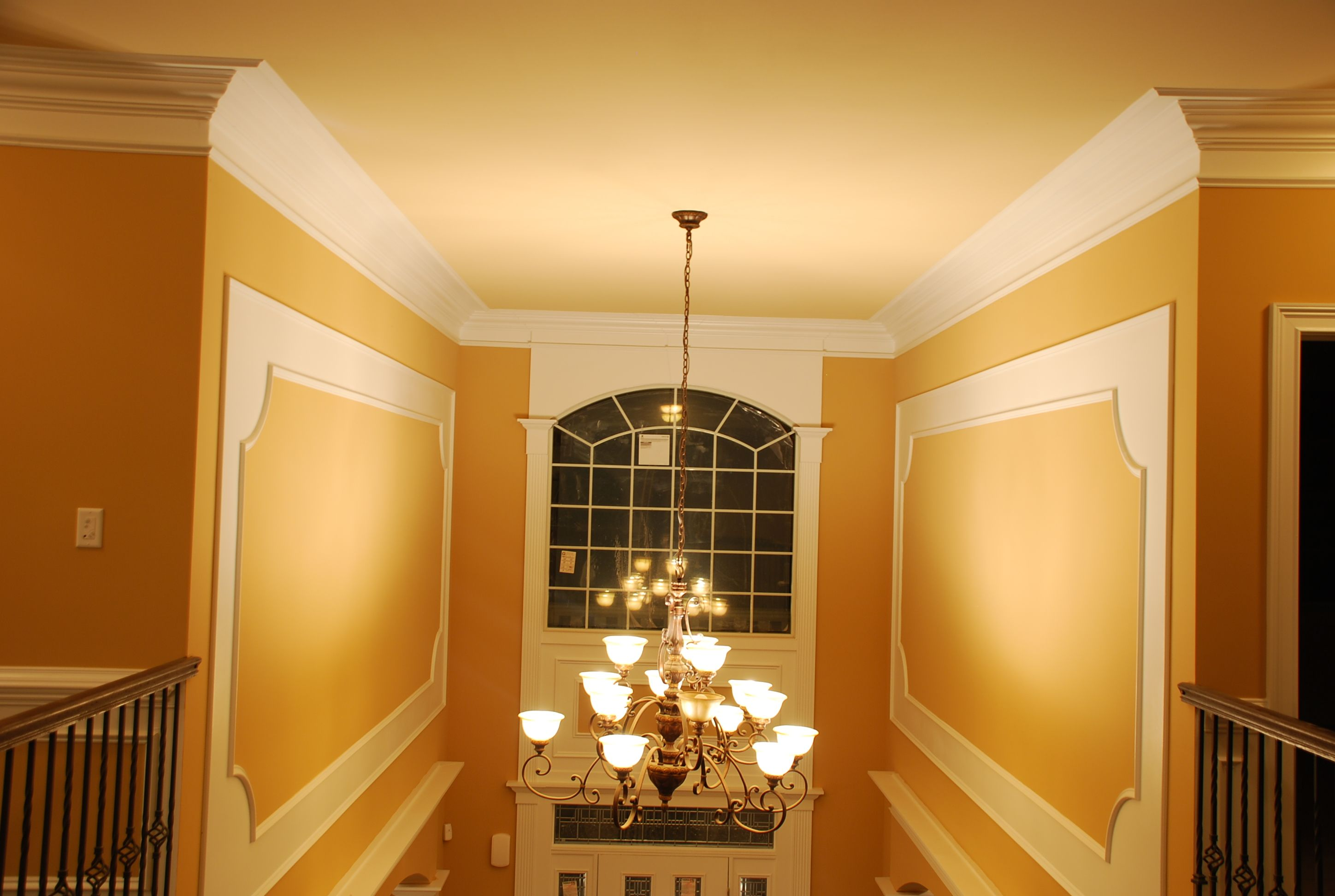 crown molding on vaulted ceilings | ... crown-molding-design-ideas ...