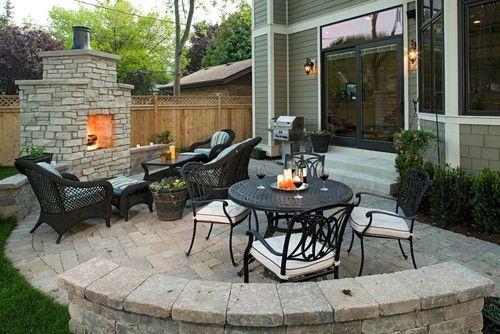 15 Amazing Patio Design Ideas Small Garden Patios Gardens