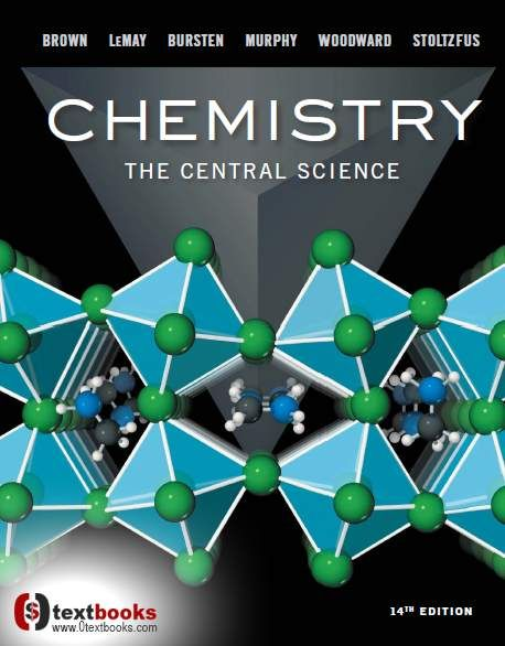 Chemistry: The Central Science 14th Edition TRUE PDF FREE DOWNLOAD ...