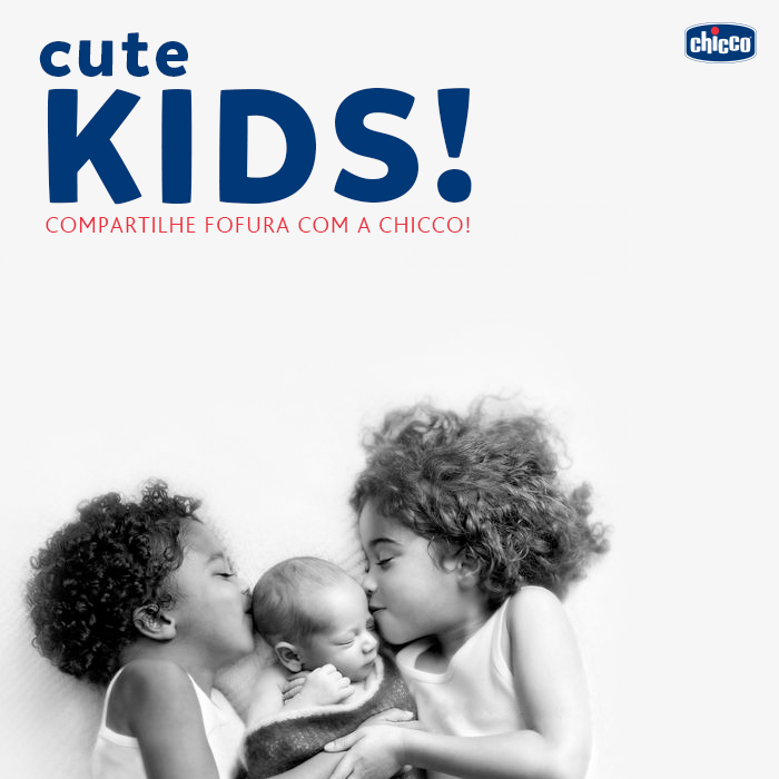 Mamães, agora toda quarta-feira vamos ter esse espaço para vocês compartilharem com a Chicco as fofuras de vocês!  Compartilhe com a Chicco como está sendo a semana de vocês.