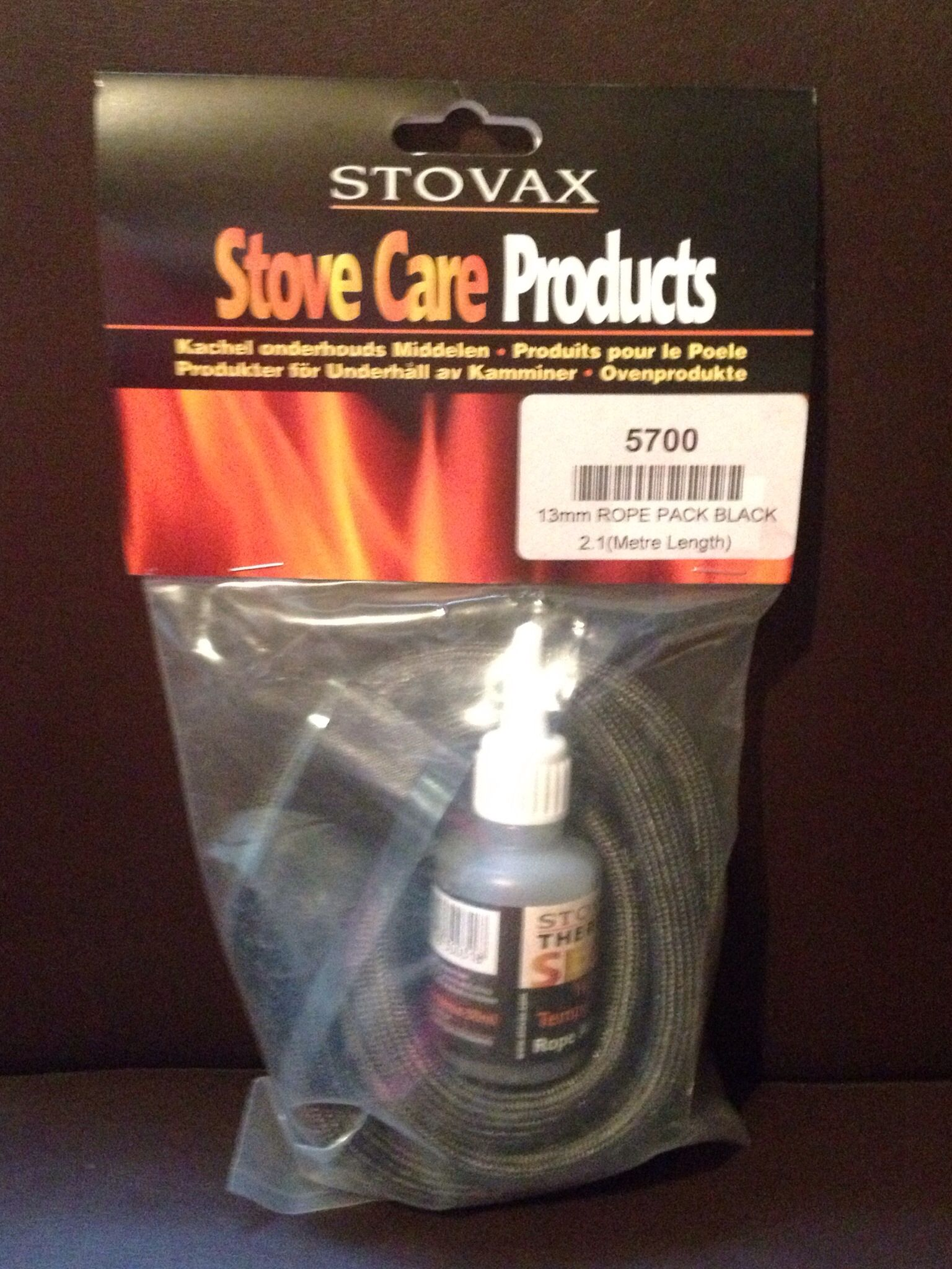 Rope seal kits for your Wood Burning or Multi fuel Stoves