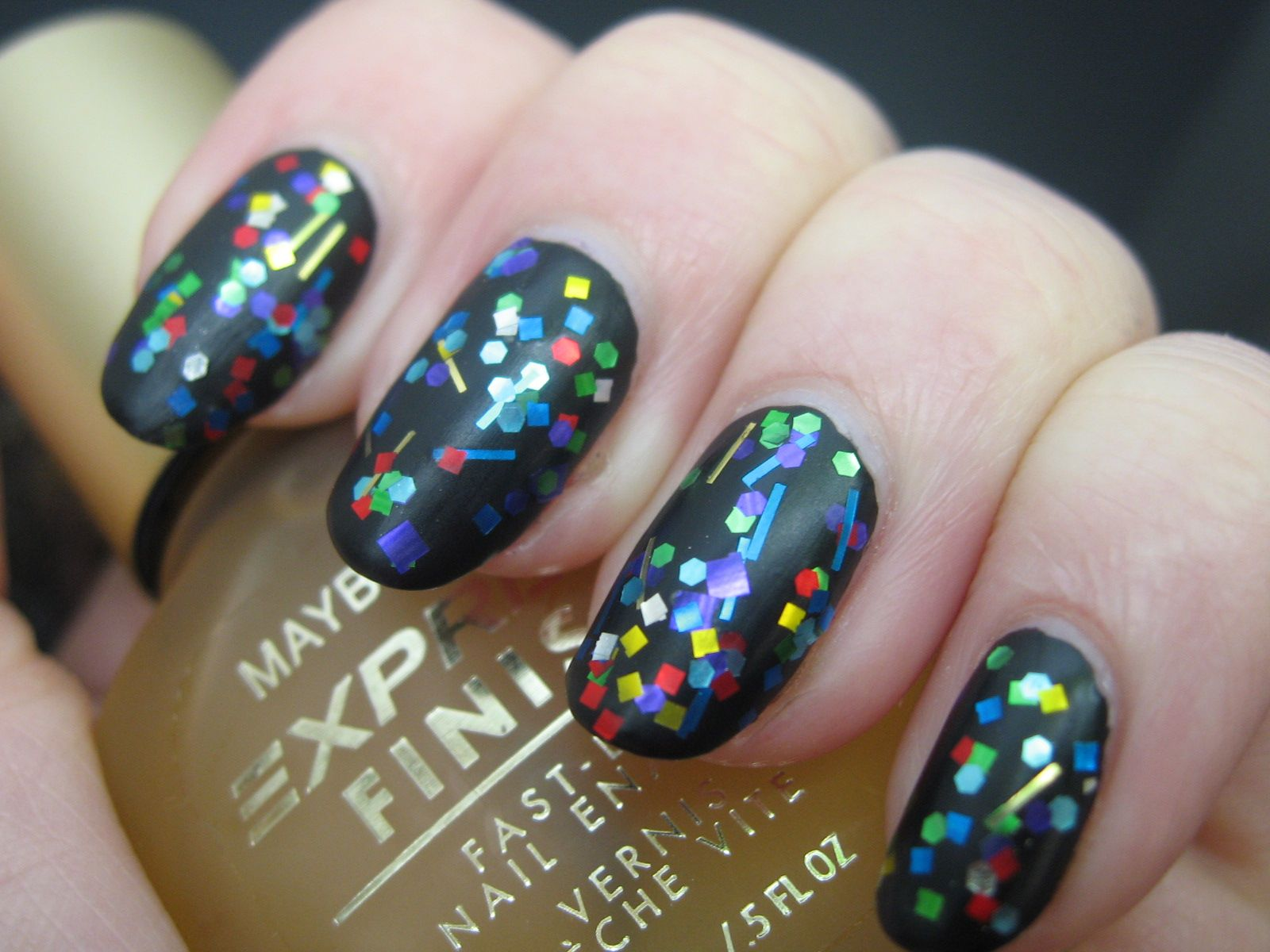 Candeo Colors South St. Mattified Maybelline Matte Maker