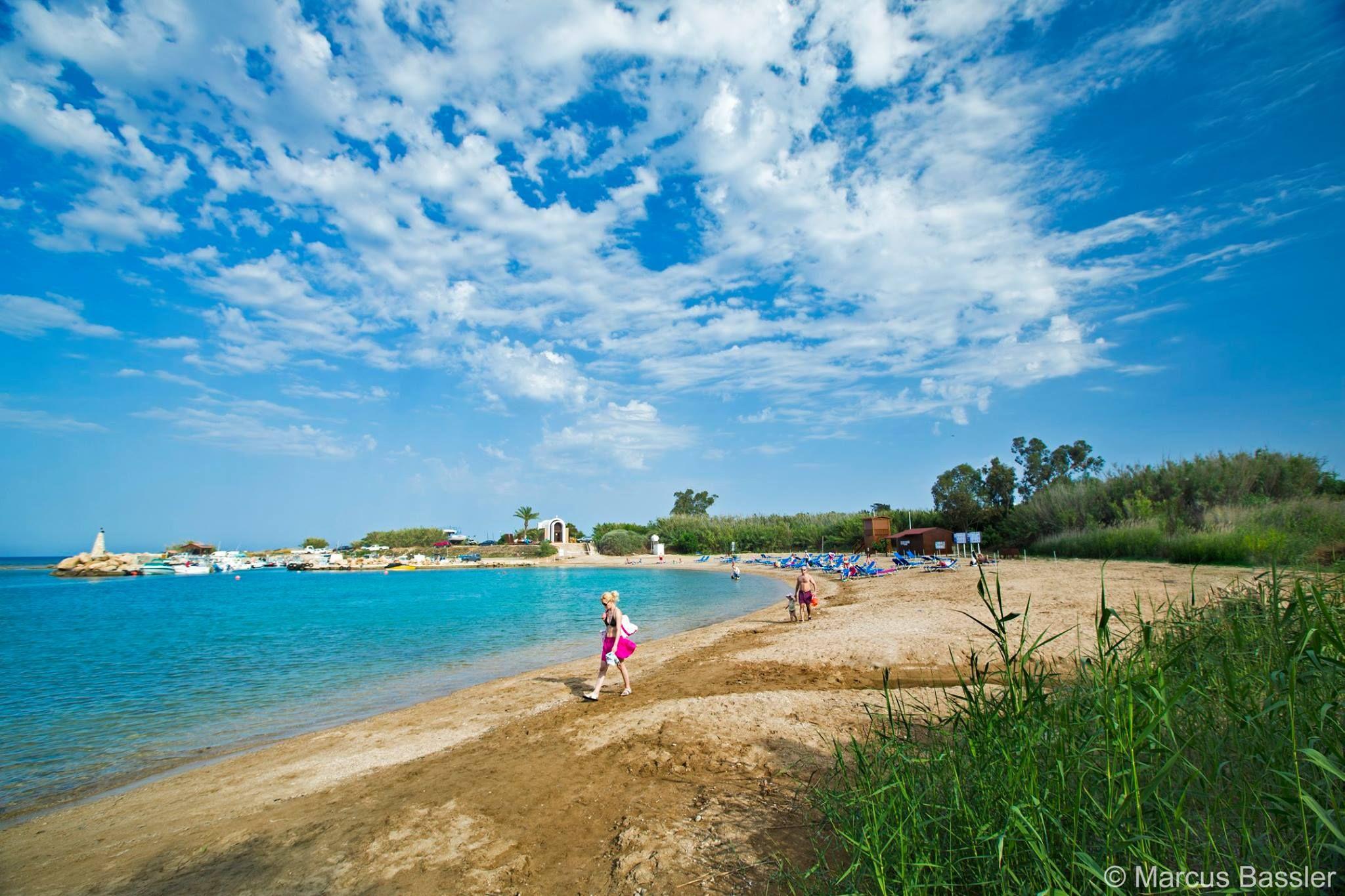 #Cyprus, #Protaras Agia Triada #beach. http://www.cooptravelcyprus.com/