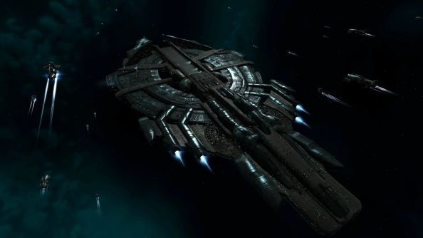 Eve Capital Ships