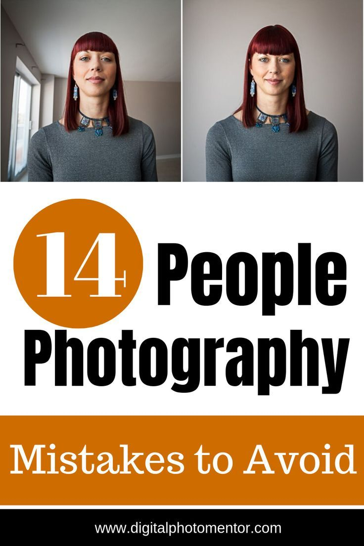 A list of the top people photography mistakes made by beginners when they start photographing people.  Whether it's family photos, your kids and their friends playing, or if you were asked to be the one to photograph a family reunion, these people photography tips will help you.  Camera settings, lighting rules for conditions, lens selection, focus settings.  With these portrait tips, you'll get your best people pictures. #peoplephotographytips #photographytips #portraitphotographytips