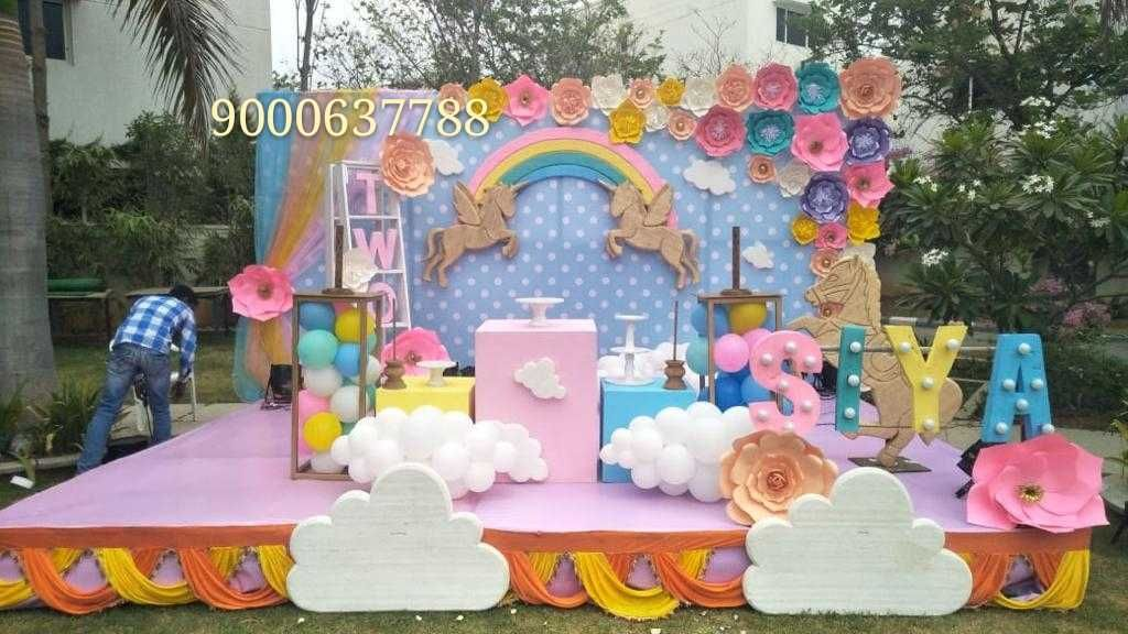 Gallery – Birthday party organisers-birthday party decorators