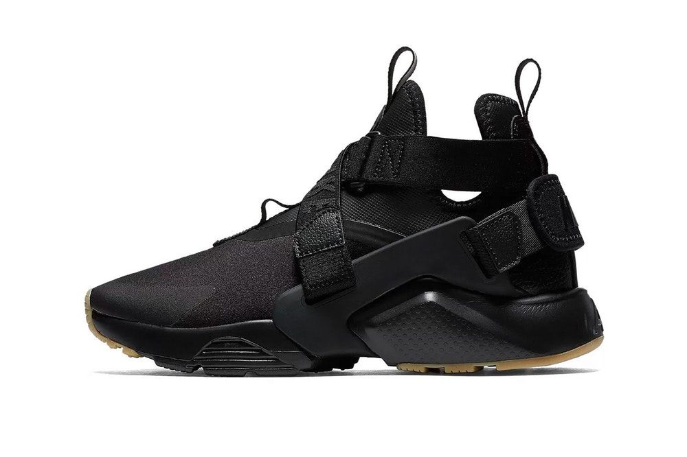 sortie profiter Nike Ville Huarache Gencives Noires Footlocker collections discount vue 9hPSms