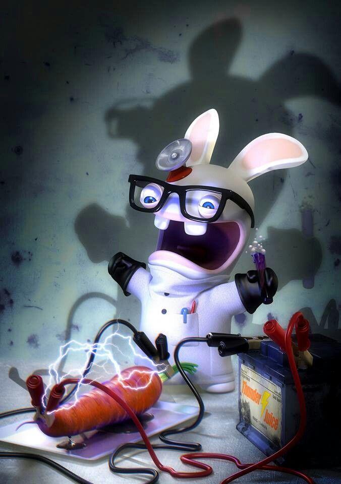 Dr Crazy Rabbit