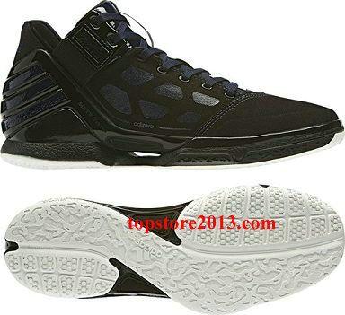 Adidas Derrick Rose 2.0 Black-Navy-White Hot Sale