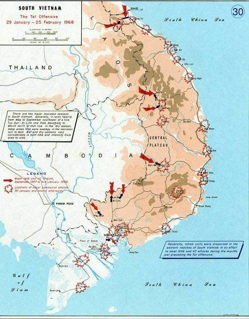 We Ask Who Won The Tet Offensive In Vietnam War First Indochina Essay